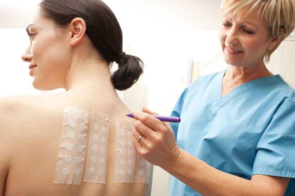 Анализ крови на аллергены